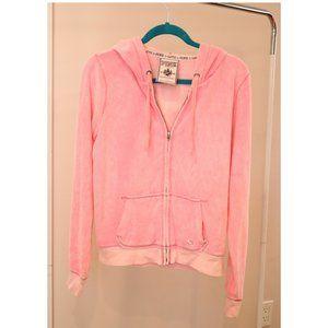 Victoria Secret PINK Velour Tracksuit Sweater
